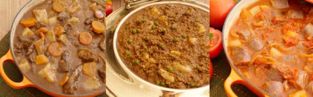 Stews & curries image